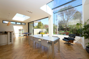 We have rounded up some of our very favourite architectural glazing ideas for rear extensions