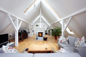Loft conversions are normally within permitted development - here are some guidelines to help