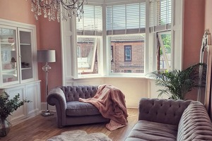 Renovation tour - a beautifully restored period property in Glasgow