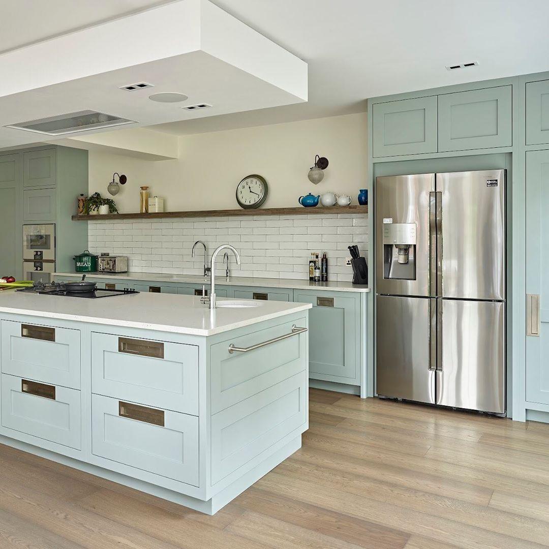 Green Kitchen Ideas Love Renovate