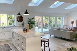 Renovation Tour - A Stunning Extension Carried Out From Overseas