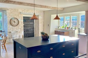 Renovation tour - a listed country home is beautifully renovated