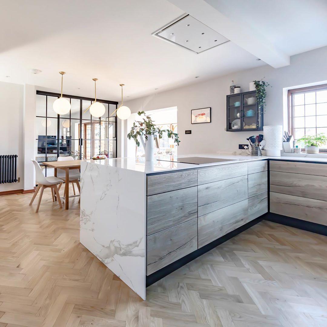 8 Open Plan Kitchen Ideas Love Renovate