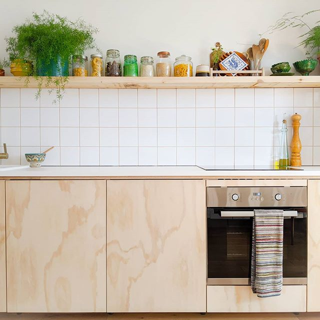 Your Guide Plywood Kitchen Cabinets Love Renovate