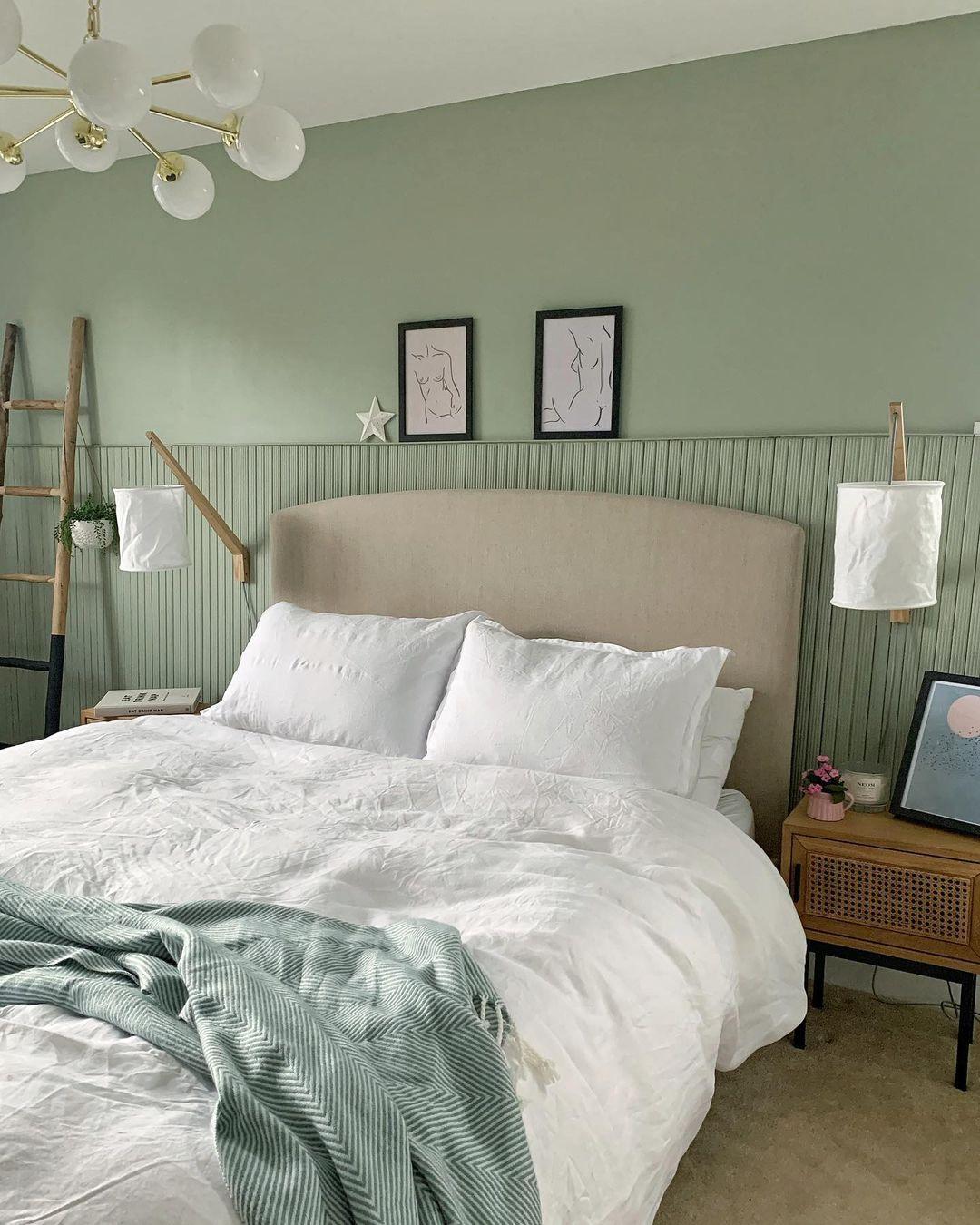 14 Inspiring Bedroom Colour Schemes For 2021 Love Renovate