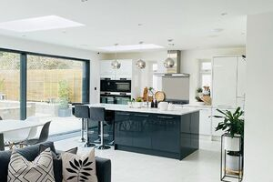 This weeks renovation tour is of a 1930s home which has been extensively extended to create a fabulous, contemporary family home.