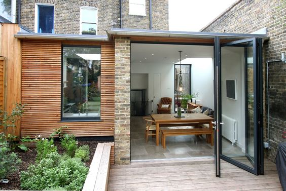 Love Renovate 5 Inspiring Ideas For Aluminium Bifolds