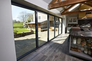 Expert advice - bi-fold doors